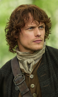 Jamie Fraser, dans Outlander